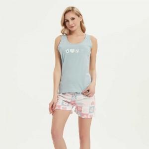 Pijama corto algodón Begoña...