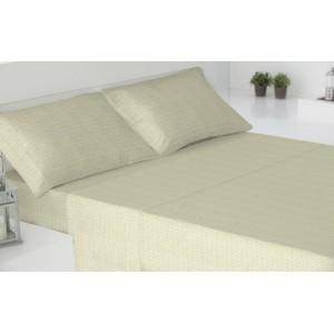 Juego de sábanas algodón 150 PI