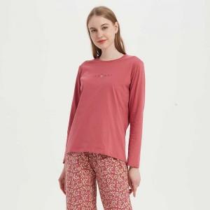Pijama largo algodón Noa...