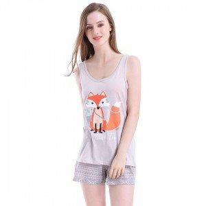 Pijama curta WILD