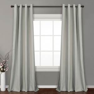 Cortina CANVAS GRIS PERLA