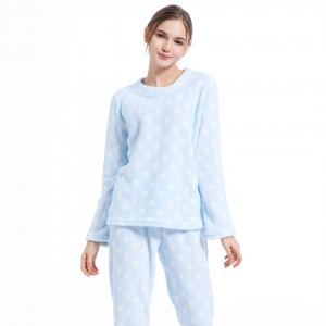 Pyjama ESTRELLITAS BLEU CIEL