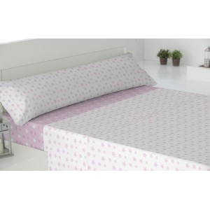 Parure de lit coton 90 MAGIC ROSE