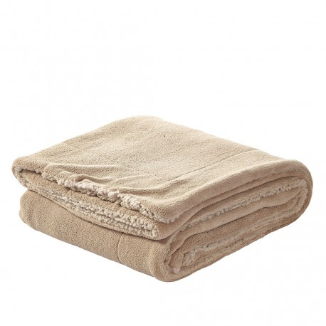 Couverture SHERPA SABLE
