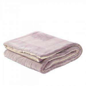 Cobertor VELVET MALVA