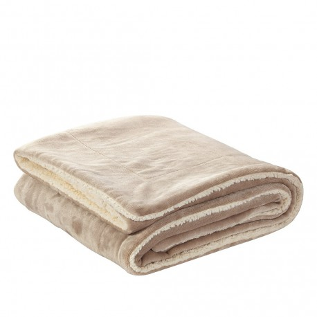 Couverture VELVET SABLE