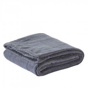 Cobertor SHERPA CINZA MARENGO