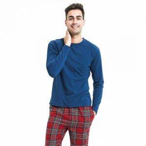 Set pyjama flanelle HOMME ROMA