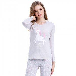 Set Camisa+calças compridas UNICORNIO