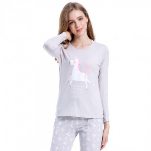 Pijama Pantalón largo UNICORNIO