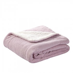 Couverture SHERPA CHELSEA