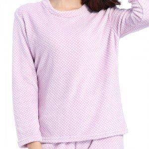 Pijama coral CHELSEA MALVA