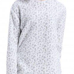 Pijama coral MOZAMBIQUE pijama-invierno
