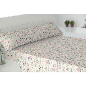Parure de lit de flannelle 90 DREAMER