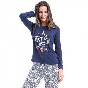 Set Camisa+Pantalón largo BROOKLYN