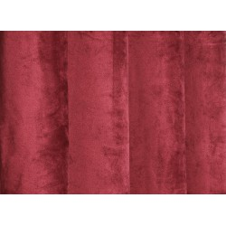 Cortina TERCIOPELO ROJO rideaux-opaques