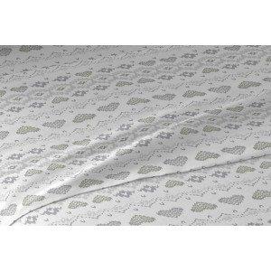 Jogo de lençois de flanela 105 JACK