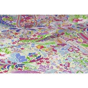 Jogo de lençois de flanela 135 BAHAMAS