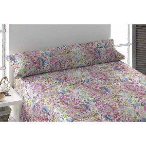 Parure de lit de flannelle 140 BAHAMAS