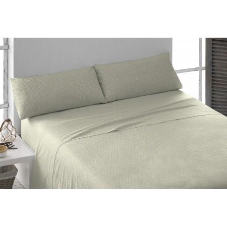 Parure de lit de flannelle 160 LIMOGES ARENA