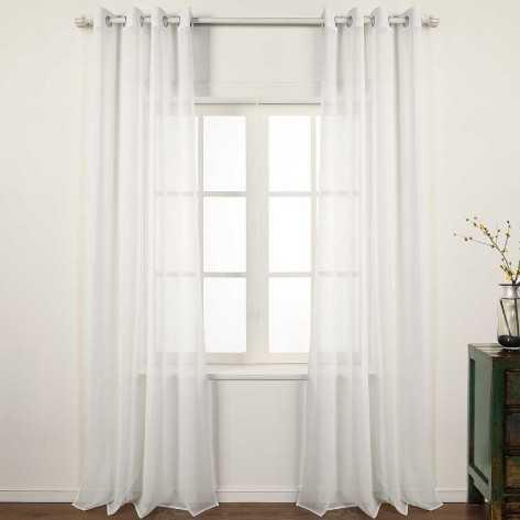Cortina Molly natural cortinas-translucidas-visillos