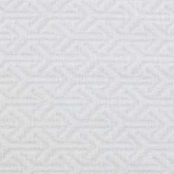 Cortina Jacquard Chenilla Flecha natural rideaux-opaques