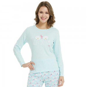 Pijama largo OVEJA VERDE