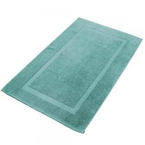Alfombra de baño Rizo Verde Tifanny