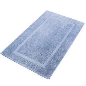 Alfombra de baño Rizo Azul Indigo