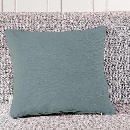 Cojin Jacquard  Potter Verde 43X43 - Funda + Relleno cojines-decorativos-lisos