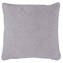 Cojin Jacquard  Potter Gris Perla 43X43 - Funda + Relleno cojines-decorativos-lisos