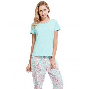 Pijama largo Tahití