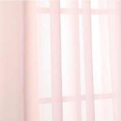 Cortina MOLLY ROSA rideaux-translucides