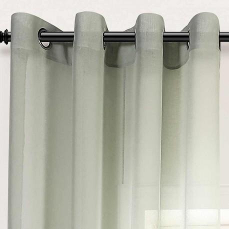 Cortina MOLLY VERDE TIFFANY cortinas-translucidas