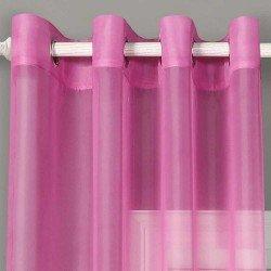 Cortina VOILE FUCSIA cortinas-translucidas