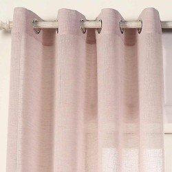 Cortina MATILDA ROSA PALO cortinas-translucidas