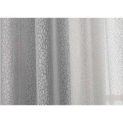Cortina Burnout Buleria Gris Perla cortinas-translucidas