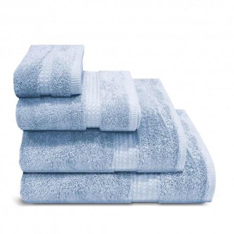 Toalla de baño 700gr Lorena Indigo toallas-700