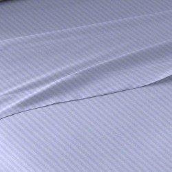 Juego de sábanas algodón SATÉN 135 ÍNDIGO cama-135