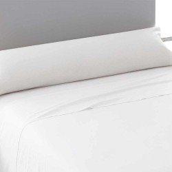 Juego de sábanas algodón blanco 105 cama-105