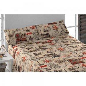 Juego de sábanas de algodón 150 VINTAGE