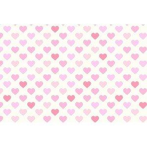 J. L. algodão 90 LITTLE HEARTS