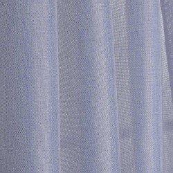 Rideau FAUX LIN BLUE