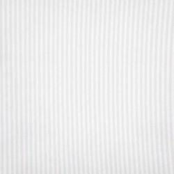 Funda Cojín cuadrante Algodón Satén Blanco 300 hilos fundas-cojines-lisos