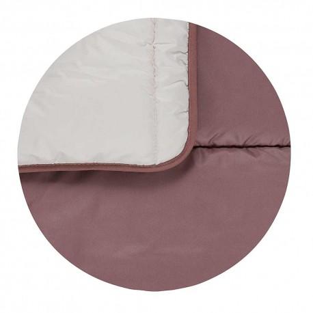 Relleno Nórdico Reversible Berenjena/Beige 300-gramos-color