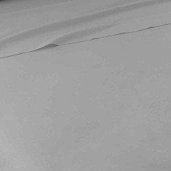 Juego de sábanas algodón percal gris perla 135 cama-135