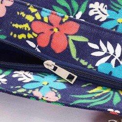 Bolso + Neceser Playa Honolulu Azul bolsos