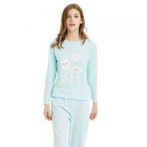 Pijama Largo Algodón SUEÑO