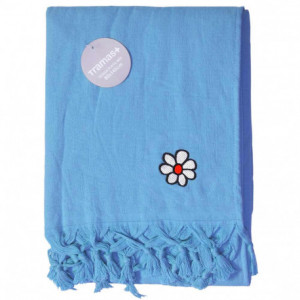 Comprar toalla playa azul