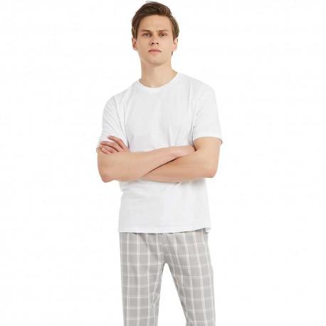 Pijama Hombre Manga Corta JOHN pijama-hombre
